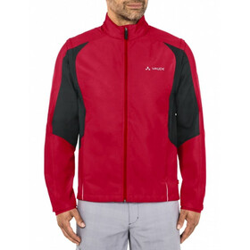 VAUDE Dundee Classic Veste zippée Homme, indian red